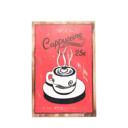 Artworks - Cappuccino 25c (Large)