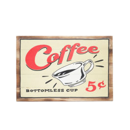 Artworks - Coffee Bottomless Cup 5c (Large)
