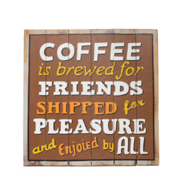 Artworks - Coffee is Brewed for Friend