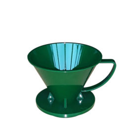 SUJI - Pourover Dripper 02 Green Army Solid