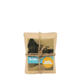 Drip Coffee 10g Arabica Kerinci Kayu Aro Honey Process (4 Sachet)