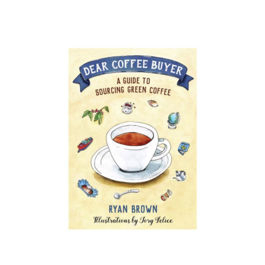 Book - Dear Coffee Buyer