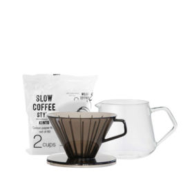 Kinto 2 Cups Filter Coffee Set