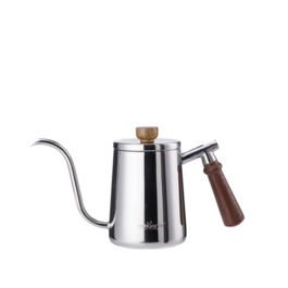 Yami - Drip Kettle 350cc Polished Steel (YM70173)