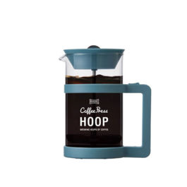 Rivers - Coffee Press Hoop 720 (Blue)