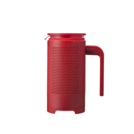 Rivers - Coffee Press Core (Red)