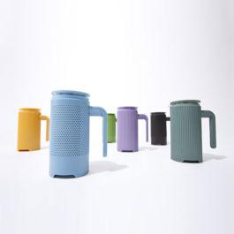 Rivers - Coffee Press Core (Beige)