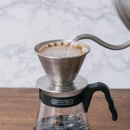 December - Coffee Dripper (Grey Grip)
