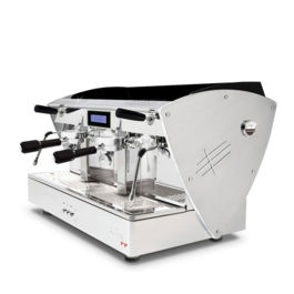 Orchestrale - Etnica Espresso Machine Professional Automatic 2GR Display (Steel)