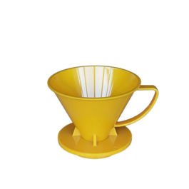 SUJI - Pourover Dripper 01 Yellow Solid