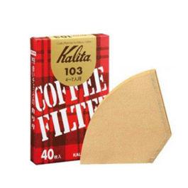 Kalita Paper Filter 103 Brown (40 P)