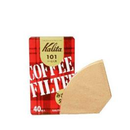 Kalita Paper Filter 101 Brown (40 P)