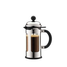Bodum French Press Chambord Silver (11170-16)