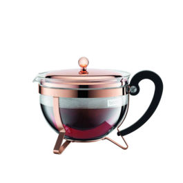 Bodum - Chambord Teapot 1.3L Copper (11656-18)