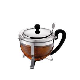 Bodum - Chambord Teapot 1L Silver (1922-16-6)