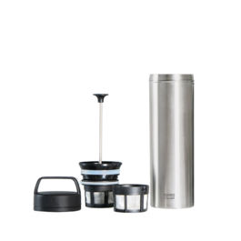 Espro - Ultralight Coffee Travel Press Gunmetal Grey
