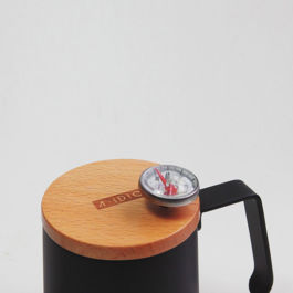 A-IDIO - Stylish Temperature Kettle 350ml (Charming Black)