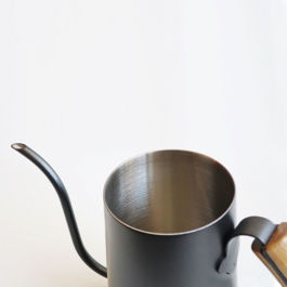 A-IDIO - Stylish Kettle 600ml (Titanium Black)
