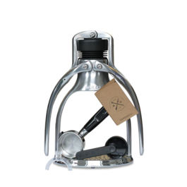 Rok Presso GC - Manual Espresso Maker (Glass Composite)
