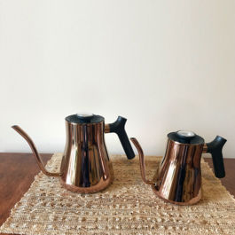 Fellow - Stagg Pour Over Kettle (Polished Copper)