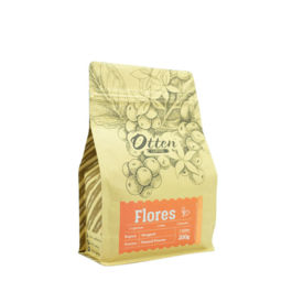 Flores Manggarai Natural Process 200g Kopi Arabica