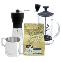 PAKET Belajar French Press 03