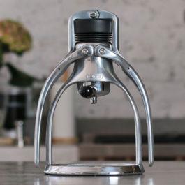 Rok Presso GC - Manual Espresso Maker (Glass Composite)