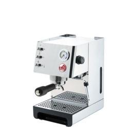 La Pavoni - Espresso Coffee Machines Baretto Steel Elettrovalvola (BRTE)
