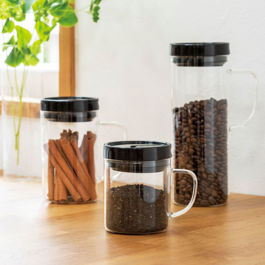 Hario - Coffee Canister Slim MCNT-S-B