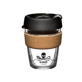 Keep Cup Sea Shepherd Cork Medium - 340ml (12oz)