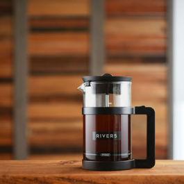 Rivers - Coffee Press Hoop Mono 720 (Black)