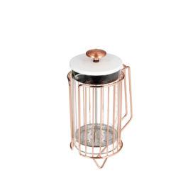 Barista & Co - Corral Coffee Press 8 Cups (Copper)