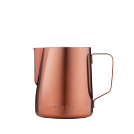 Barista & Co - Core Stainless Steel Milk Jug 600ml (Copper)