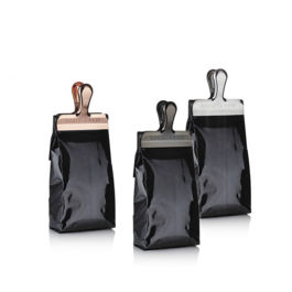 Barista & Co - Coffee Bag Clips set of 3 (Electric Metals)