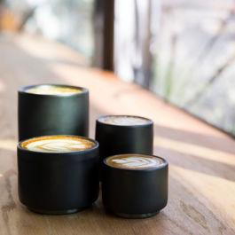 Fellow - Monty Cup Latte (Matte Black)