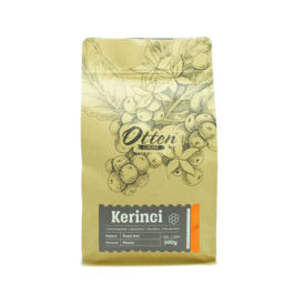 Kerinci Kayu Aro Honey Process 500g Kopi Arabica
