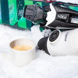 Nanopresso - Espresso Maker with Case (Chill White)