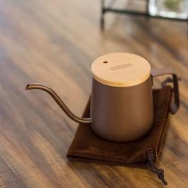 A-IDIO - Drip Coffee Kettle 240ml Macaron Series (Blue)