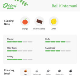 Bali Kintamani 200g Kopi Arabica