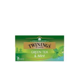 Twinings - Green Tea and Mint
