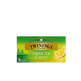 Twinings - Green Tea and Lemon