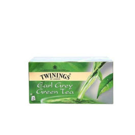 Twinings - Green Earl Grey Tea