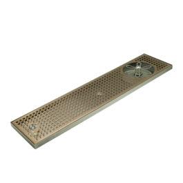 DTCUSTOMS - Jug Rinser Slim Flat Long 60cm Copper