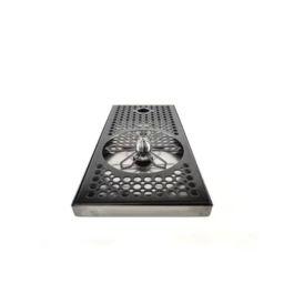 DTCUSTOMS - Jug Rinser Slim Flat Short 30cm Black