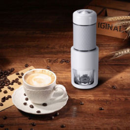 Staresso - Espresso Coffee Maker (White)