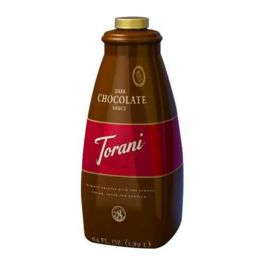 Torani Sauce Dark Chocolate